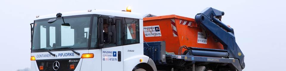 Pipjorke GmbH - Container Düsseldorf